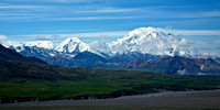 View of Alaska's Mount McKinley